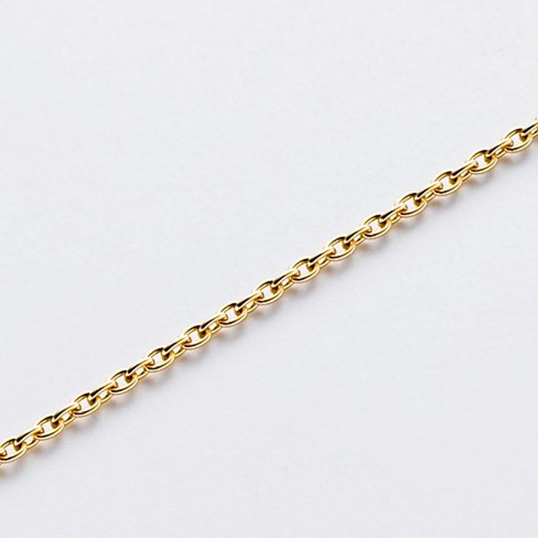 K10ゴールド チェーン 40/37cm